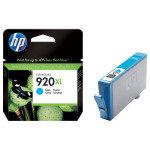 HP 920XL Cyan Ink Cartridge - CD972AE