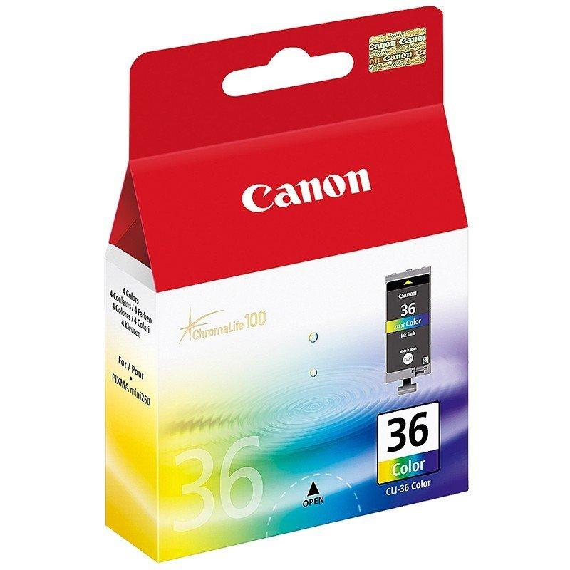 Canon CLI-36 Colour Ink Cartridge