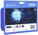 Brother LC1280XL Value Pack Ink Cartridges