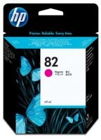HP 82 Magenta Original 	Ink Cartridge - High Yield 69ml - C4912A