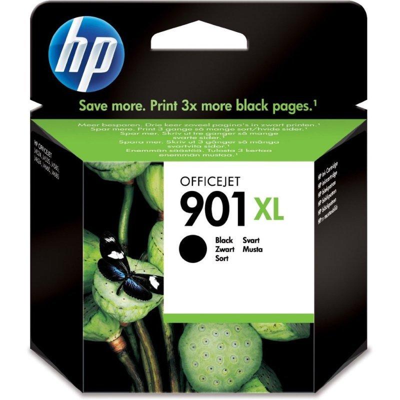 HP 901XL Black High Yield Officejet Inkjet Cartridge
