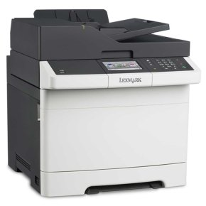 Lexmark Cx410e Colour Multifunctional Laser Printer