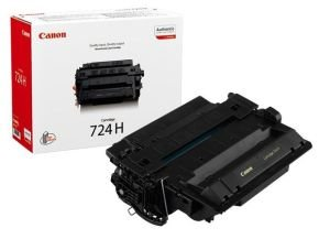 High Cap Black Toner 724