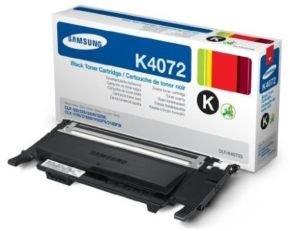 Samsung CLT-K4072S Black Toner Cartridge - 1,500 Pages