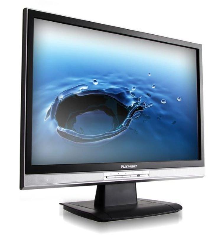 """Extra Value 19"""" TFT Monitor 1440x900 500:1 300cd/m2 8ms Black VGA 3 Years Warranty"""
