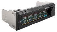 "Aerocool X-Vision LCD 3.5"" Fan Controller 5 Fan Control"