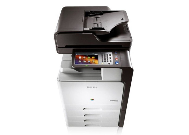 Samsung CLX-8650ND A4 Colour Laser Multifunction Printer