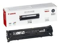 Canon 716 Black Toner Cartridge