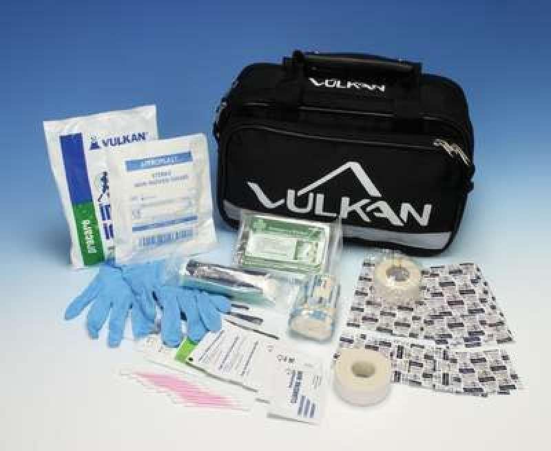 First Aid Bag Vulkan With Refill A