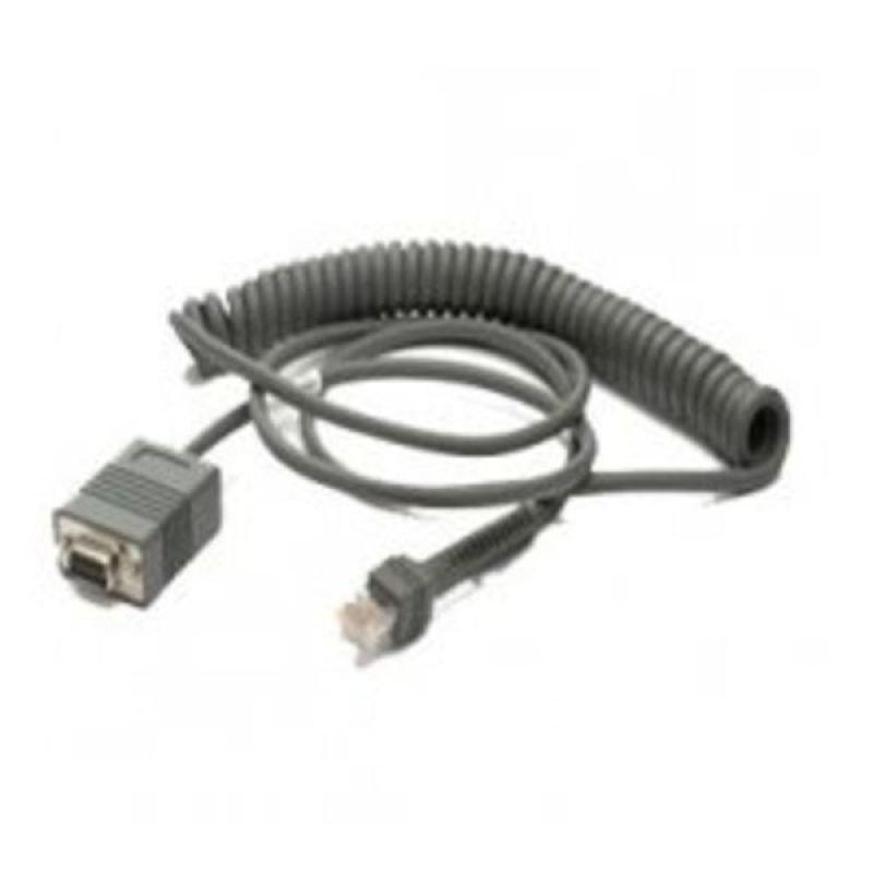 Zebra Serial Cable DB-9 (F) 2.7m