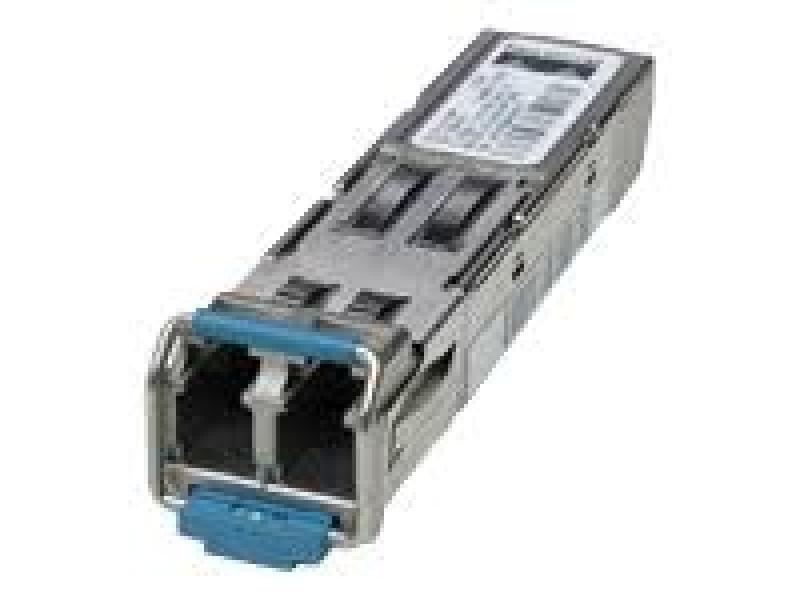 Image of Cisco 1000base-lx/lh Sfp Transceiver - Module Mmf/smf 1310nm Dom En