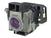 NEC NP02LP - Projector lamp - 2000 hour(s) (standard mode) / 3000 hour(s) (economic mode) for NEC NP50/NP40 Projector