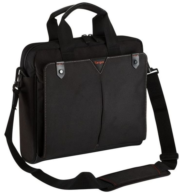 "Image of Targus Classic+ Toploading Case For Laptops up to 15.6"" - Black"