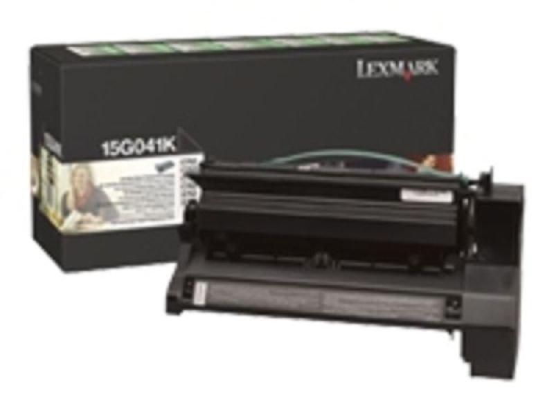 Lexmark - Toner cartridge - 1 x black - 6000 pages - LRP