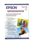 Epson Premium A3+ Glossy 255gsm photo paper- 20 sheets