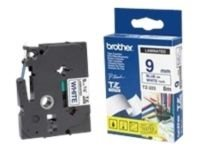 Brother TZe223 - Laminated tape - blue on white - Roll (0.9 cm x 8 m) - 1 roll(s)
