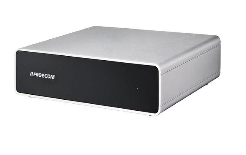 "Freecom 2TB Quattro USB 3.0 3.5"" External HDD"