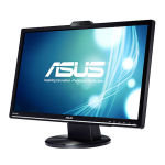 "Asus VK248H 24"" LED Monitor with Built in Webcam"