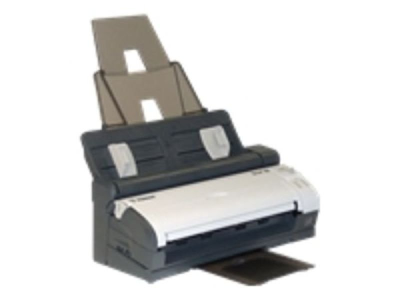 Visioneer Strobe 500 Portable Sheetfed scanner with Docking Station
