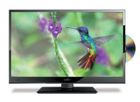 "Cello 22"" C22115F Slim Full HD LED Built-in DVD TV"
