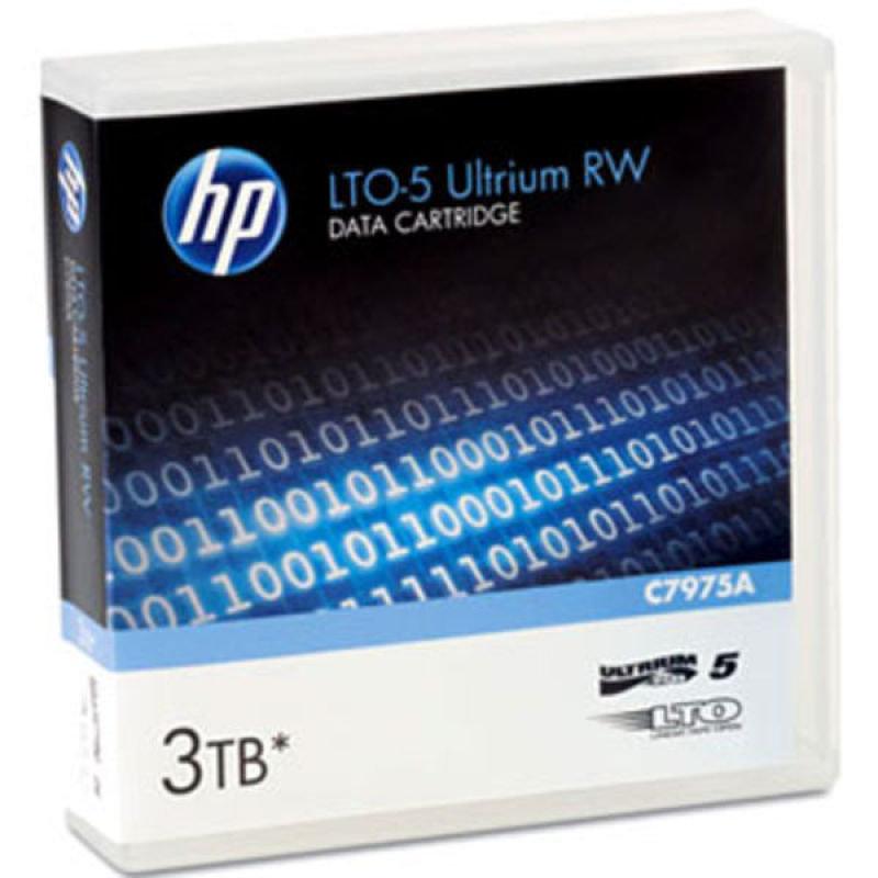 HPE LTO-5 Ultrium RW 1.5-3TB Backup Media Tape