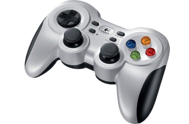 Image of Logitech F710 Wireless Gamepad