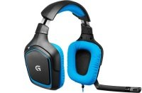 Logitech G430 Surround Sound Gaming Headset (for PC and PS4)