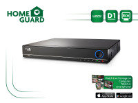 HomeGuard Pro 1TB 8 Channel CCTV Digital Video Recorder