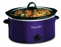 Crock-Pot 3.5L Slow Cooker - Aubergine Limited Edition