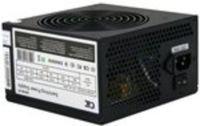 EXDISPLAY CIT 480W Dual 12V Rail PSU - 12cm Fan - 20+4pin 2x SATA