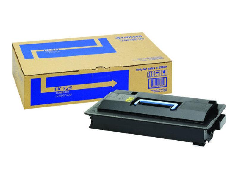 Kyocer TK-725 Black Toner Cartridge