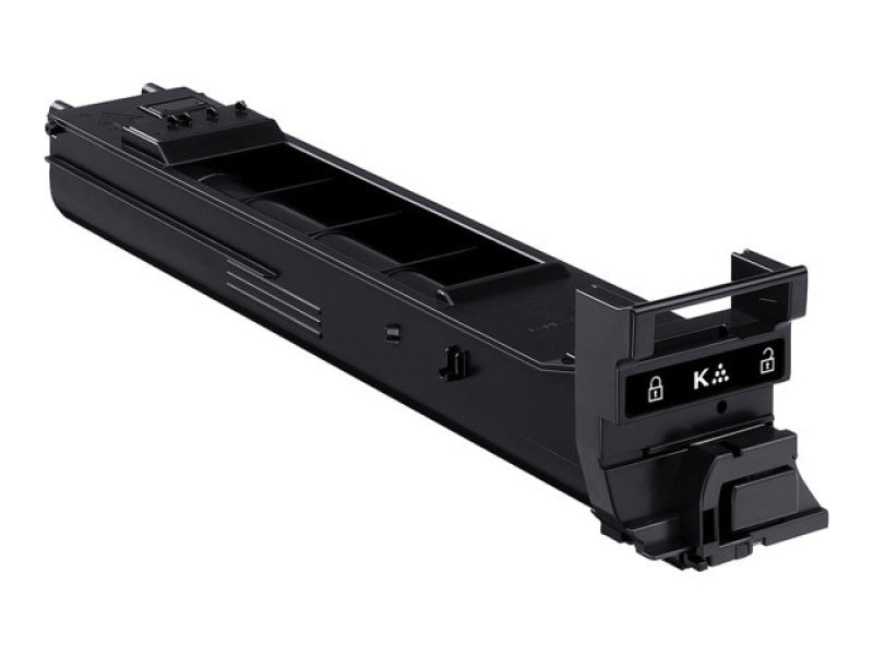 Konica Minolta Tn-318k Black Toner For Bizhub C20p Copier