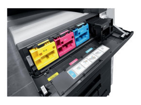 *Konica Minolta TN611K Black Toner cartridge