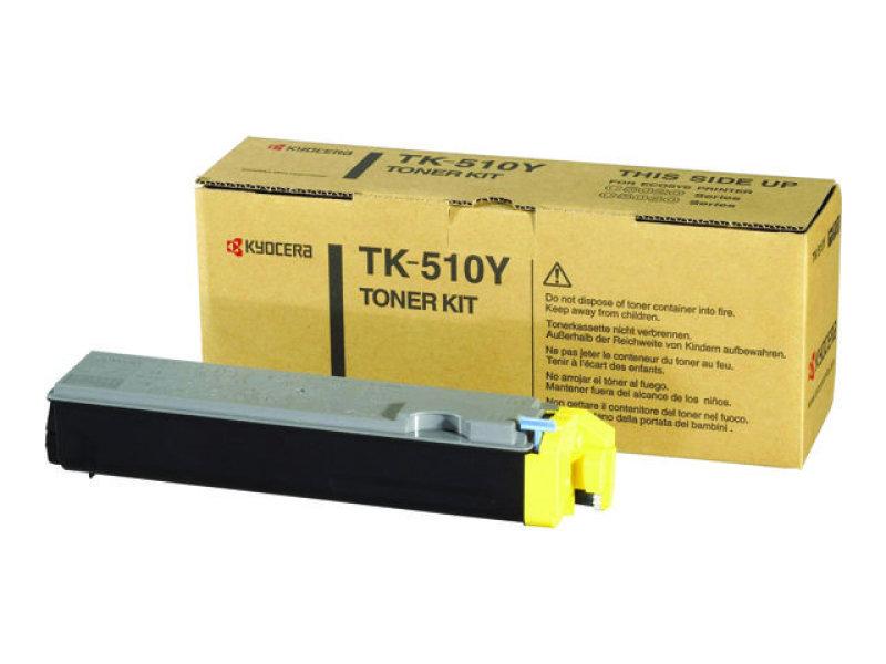Kyocera Yellow Toner Fs-c5020 /5030