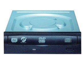 LiteOn IHAS122 22X Internal DVD Writer with SATA - OEM