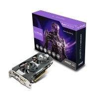 Sapphire R9 270X OC DUAL-X 2GB GDDR5 Dual DVI HDMI DisplayPort PCI-E Graphics Card