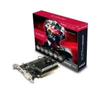 Sapphire R7 240 2GB DDR3 VGA DVI HDMI PCI-E Graphics Card