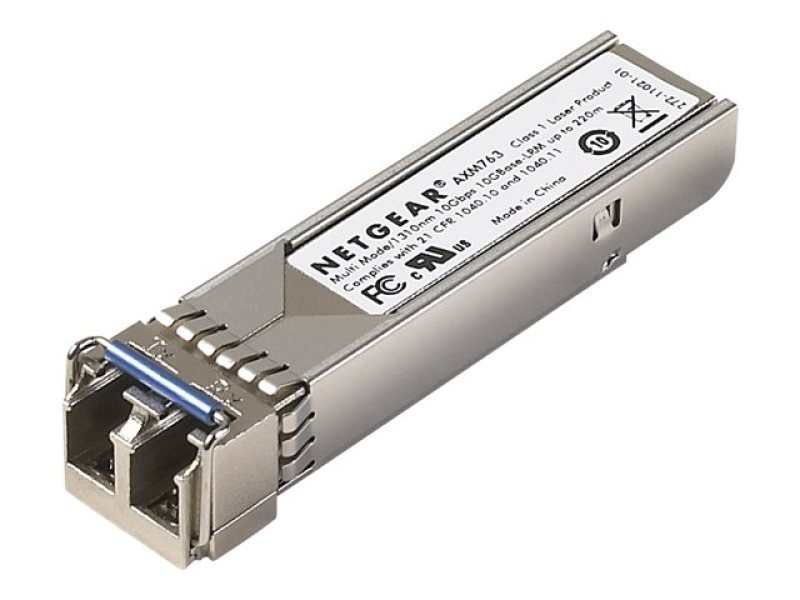 Netgear ProSafe 10GBase-LRM SFP+ LC GBIC