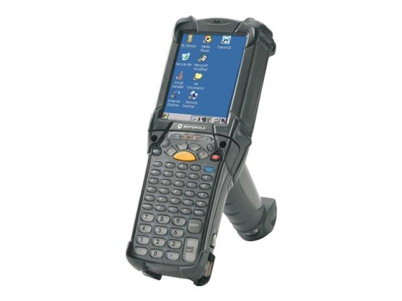 "Zebra MC9200 handheld mobile computer 9.4 cm (3.7"") 640 x 480 pixels Touchscreen 765 g Black"
