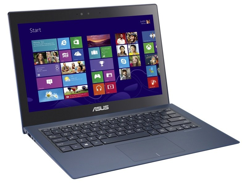 Asus UX301LA Laptop Intel Core i74500U 1.8GHz 8GB RAM 256GB SSD 13.3&quot Touch NOOPT IntelHD Webcam Bluetooth Windows 8 64bit