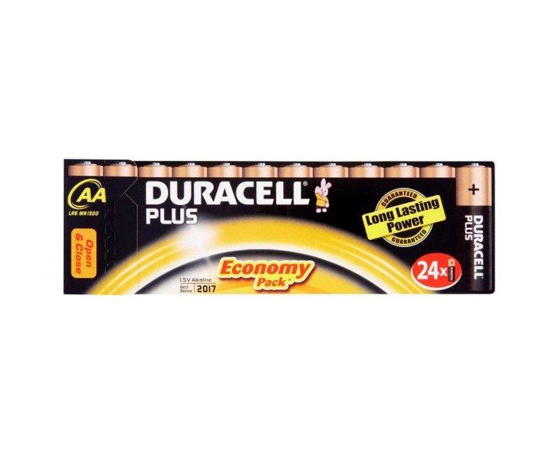 Duracell Plus Power - Battery 24xAA Alkaline