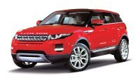 R/C Range Rover Evoque 1:24 Scale (Red)