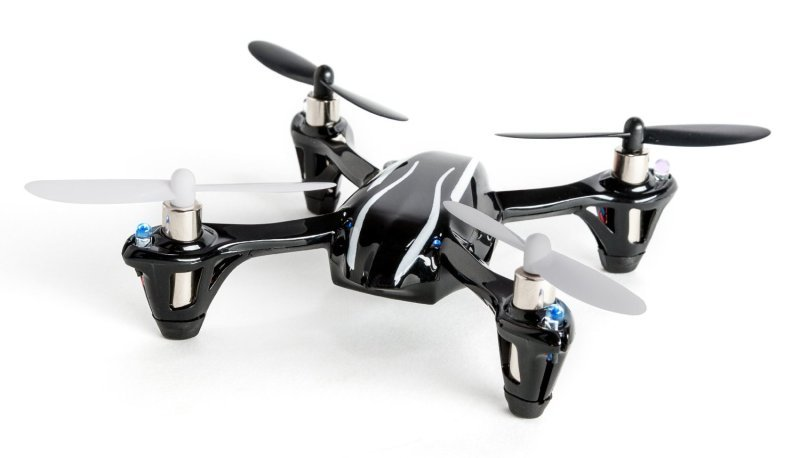 Image of The Hubsan X4 Micro Quadcopter