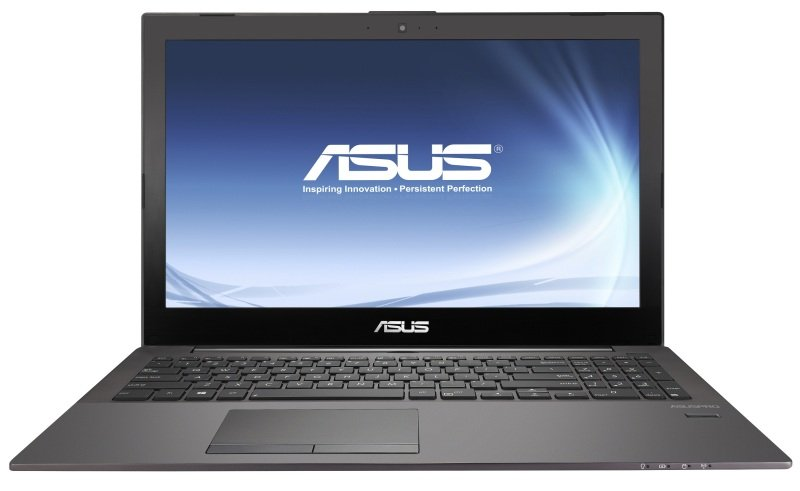 Asus Pro PU500 Laptop Intel Core i33217U 1.8GHz 4GB RAM 500GB HDD 15.6&quot Screen NODVD Intel HD Webcam Windows 8 Pro 64bit