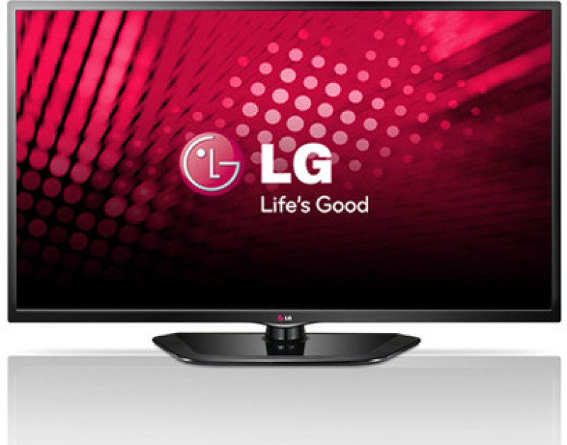 LG 50LN540V 50-inch Widescreen 1080p Full HD LED TV with Freeview HD -