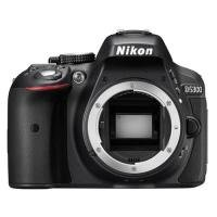 Nikon D5300 SLR (Black) - Body Only