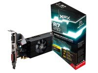 XFX R7 250 2GB GDDR3 VGA DVI HDMI PCI-E Graphics Card