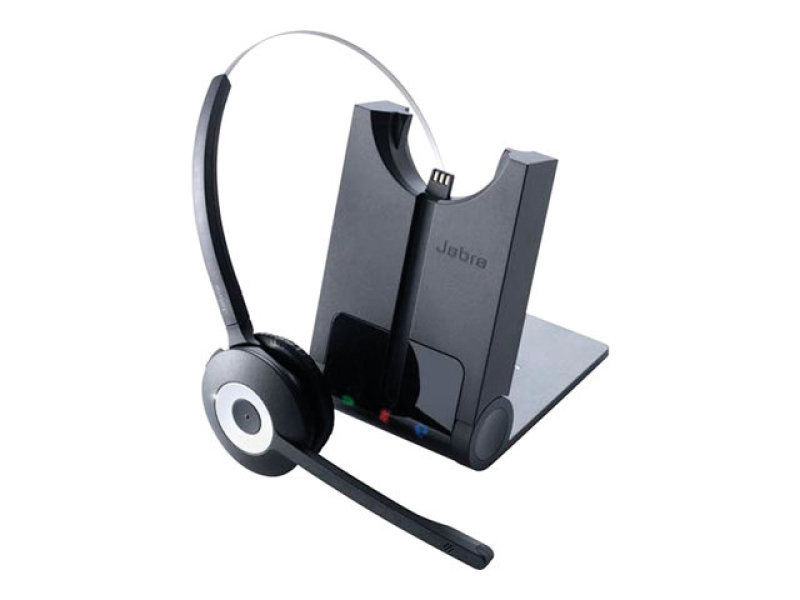 Jabra Pro 930 Wireless Headset - Optimised for Microsoft Lync