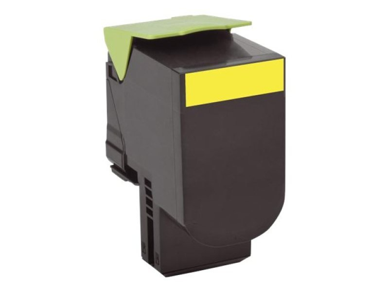 Lexmark 702XY Yellow Toner Cartridge Extra High Yield