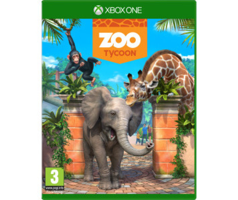 Image of Zoo Tycoon (Xbox One)